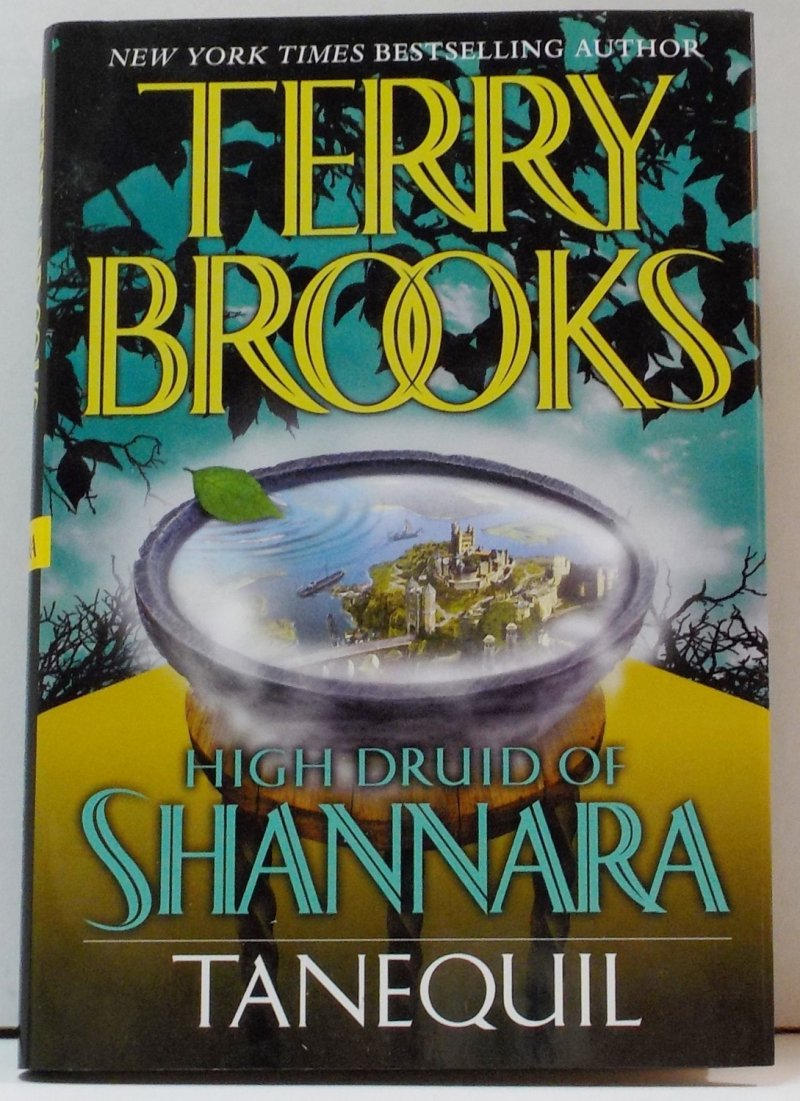 Tanequil by Terry Brooks HC DJ 2004