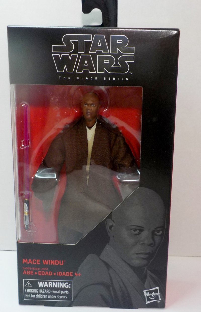 Star Wars The Black Series 6 in action figure