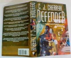 Defender book 5 by C J Cherryh HC DJ 2001 first edition