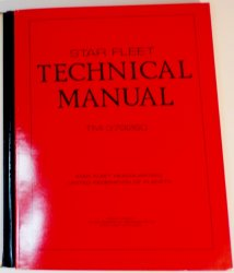 '.Star Fleet Technical Manual.'