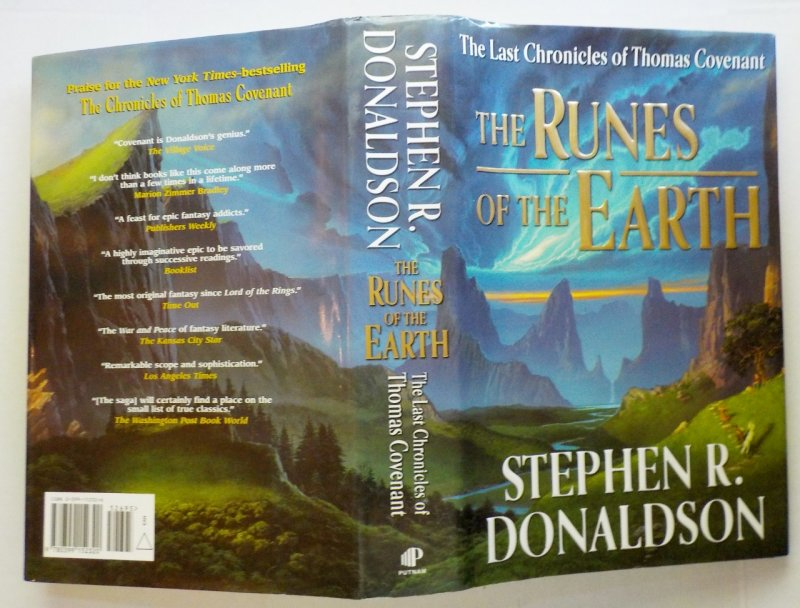 The Last Chronicles of Thomas Covenant Book 1