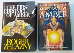 The First Chronicles of Amber 5 in 1 volume & The Dawn of Amber, Roger Zelazny