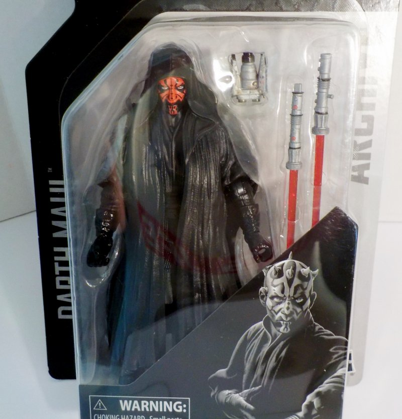 Star Wars The Black Series Archive Collection
