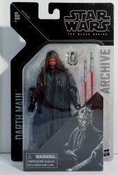 Star Wars The Black Series Archive Collection Darth Maul 6 inch figure