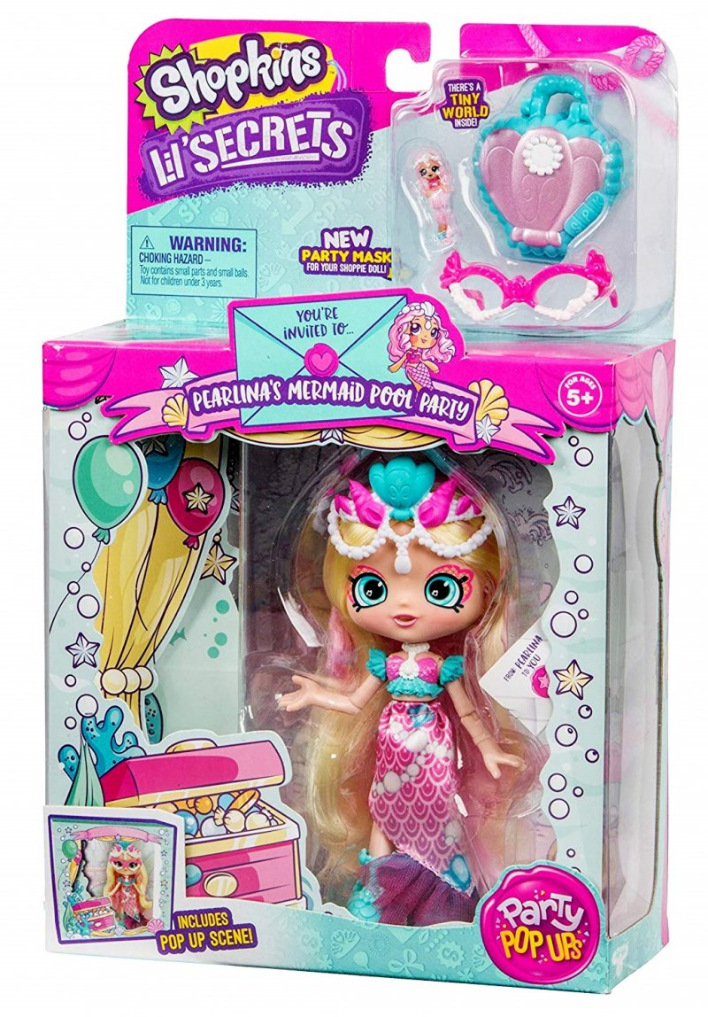 Shopkins Lil Secrets Shoppies