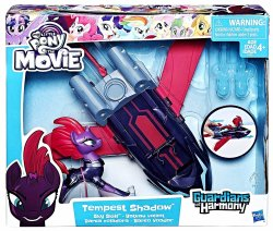 My Little Pony Tempest Shadow Sky Skiff The Movie 2017