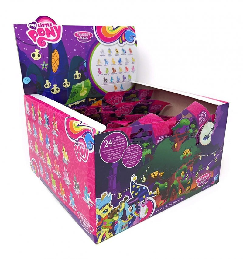 Friendship is Magic Nightmare Night box