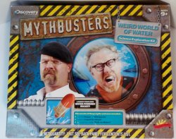 Mythbusters Weird World of Water, Scientific Explorer 2009