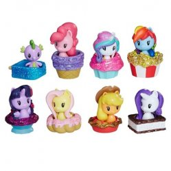 My Little Pony Sparkly Sweets Cutie Mark Crew Exclusive S1