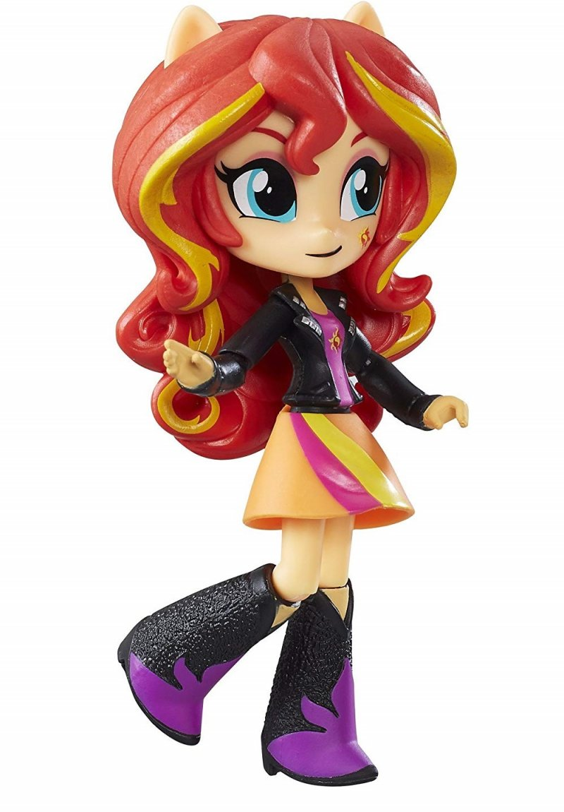 Equestria Girls minis Canterlot High
