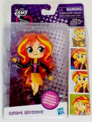 My Little Pony Equestria Girls mini doll Sunset Shimmer 2015