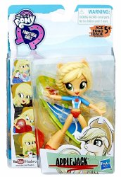 My Little Pony Equestria Girls Applejack Beach Collection