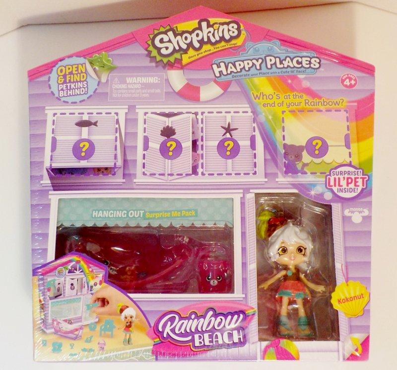 Shopkins Happy Places Lil' Pet Surprise