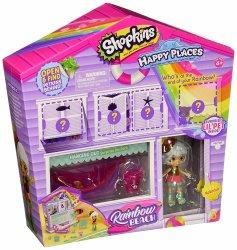 Shopkins Happy Places Rainbow Beach Kokonut Lil' Pet Surprise