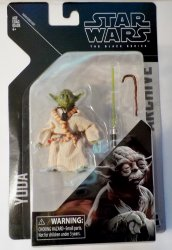 Star Wars Black Series Archive Collection Yoda Jedi master figure