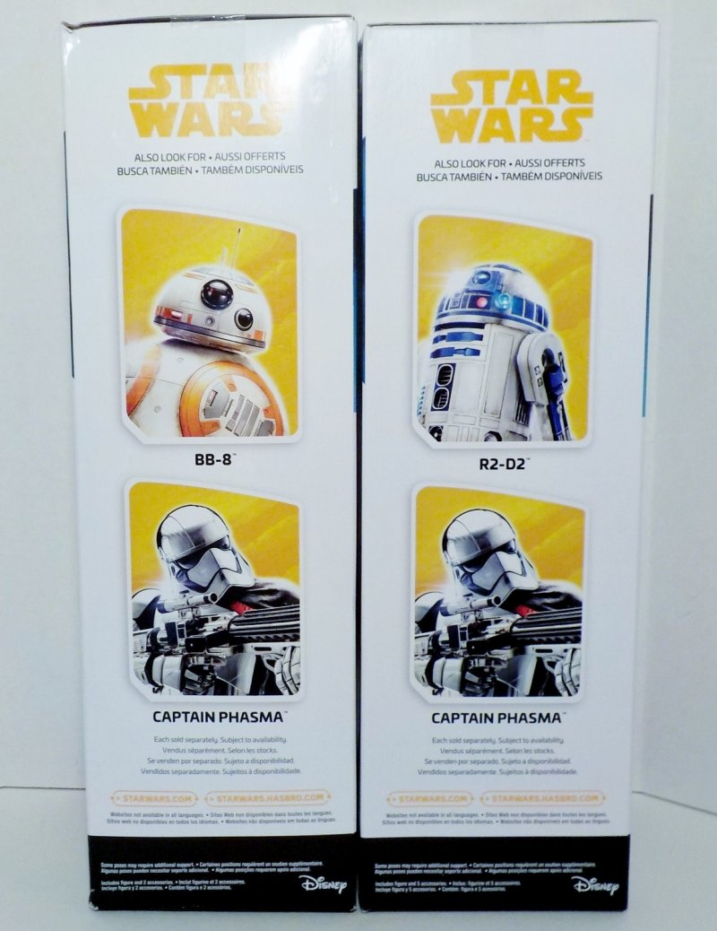 Disney Walmart Exclusive 12 inch scale figures