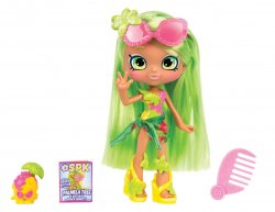 Shopkins Shoppies Beach Style Palmela Tree 2018