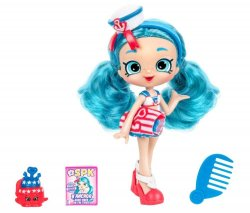 Shopkins Shoppie Beach Style B'Anchor Doll