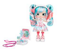 Shopkins Lil' Secrets Shoppies Peppa-Mint and Locket w/ Teenie Shoppie