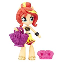 My Little Pony Equestria Girls Sunset Shimmer Beach Collection