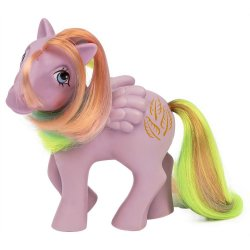 My Little Pony 35th Anniversary Trickles Rainbow Collection Ponies
