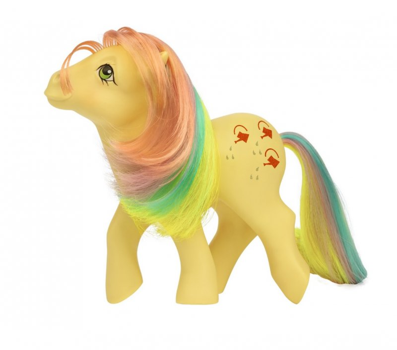 35th Anniversary Rainbow Collection Ponies