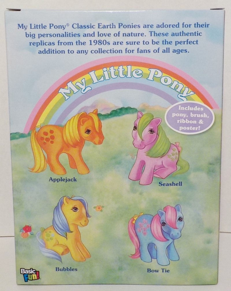 35th Anniversary Classic Earth Ponies 2018