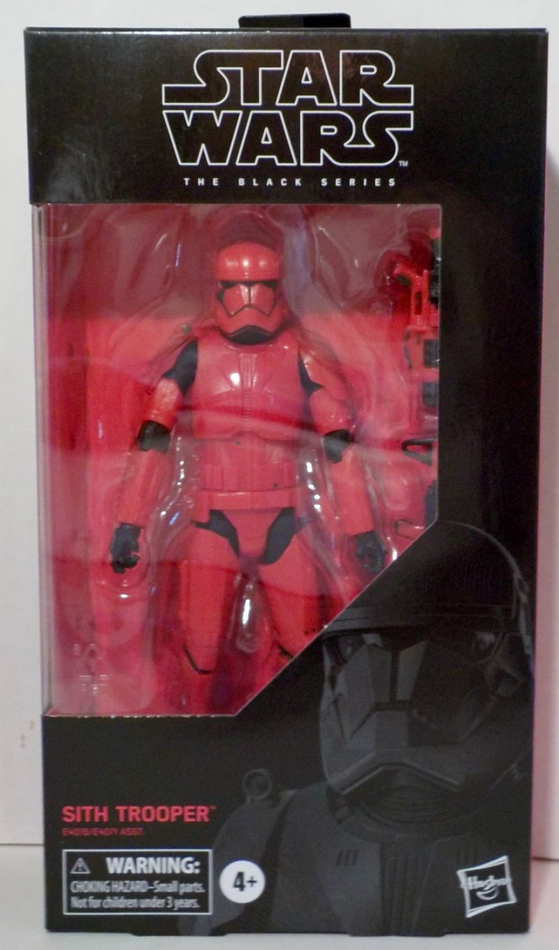 Star Wars The Black Series The Rise of Skywalker figure
