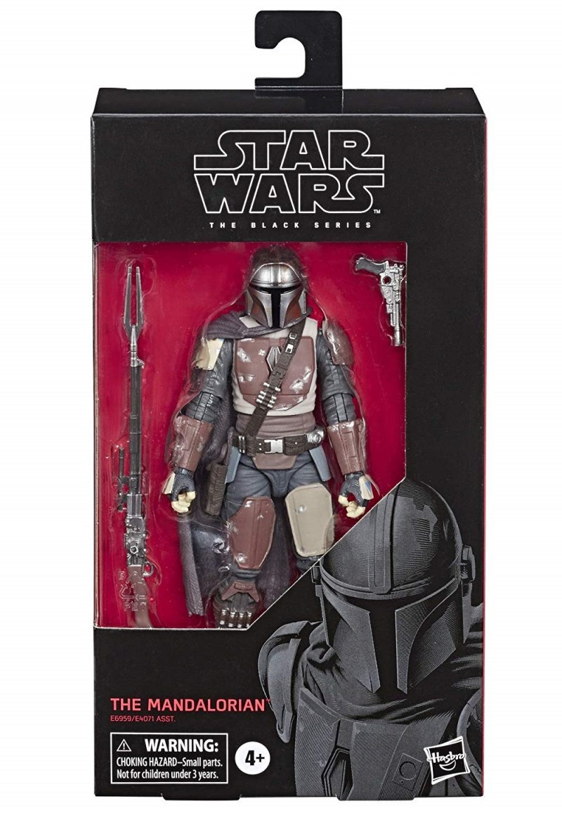 Star Wars The Black Series New Series action figure