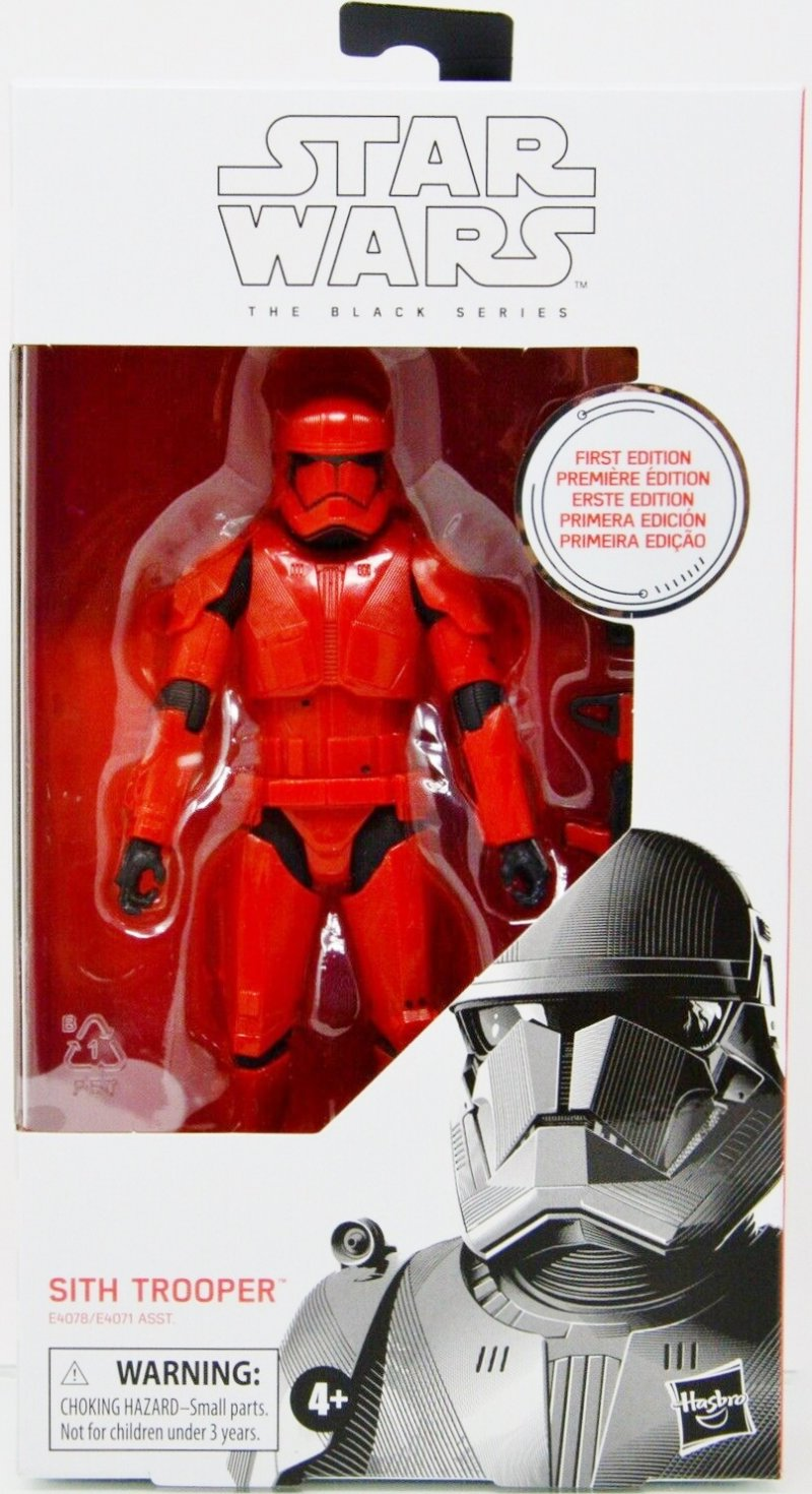 Star Wars First Edition Black Series