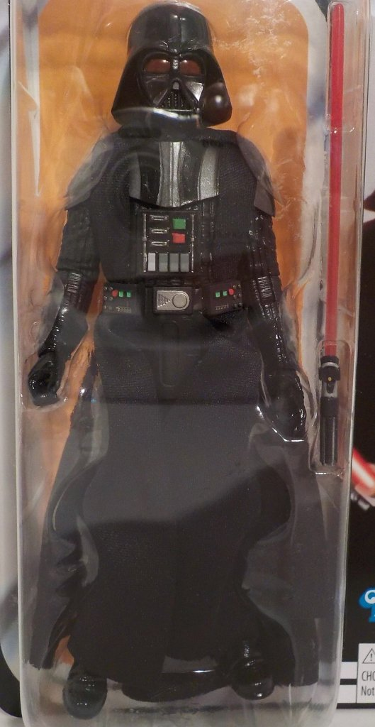 Star Wars 40th Anniversary The Black Series 6 inch figure