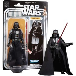 Star Wars 40th Anniversary Darth Vader The Black Series 6 inch