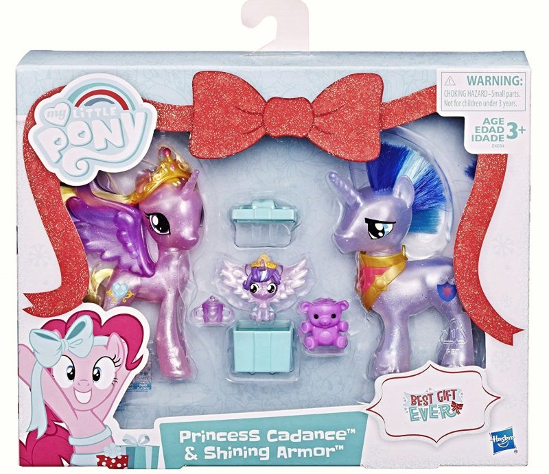 My Little Pony Princess Cadance and Shining Armor Best Gift Ever Set