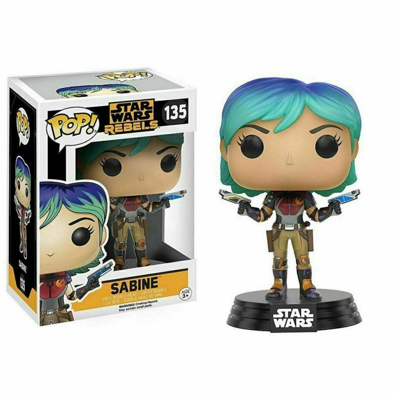 Star Wars Rebels Funko POP