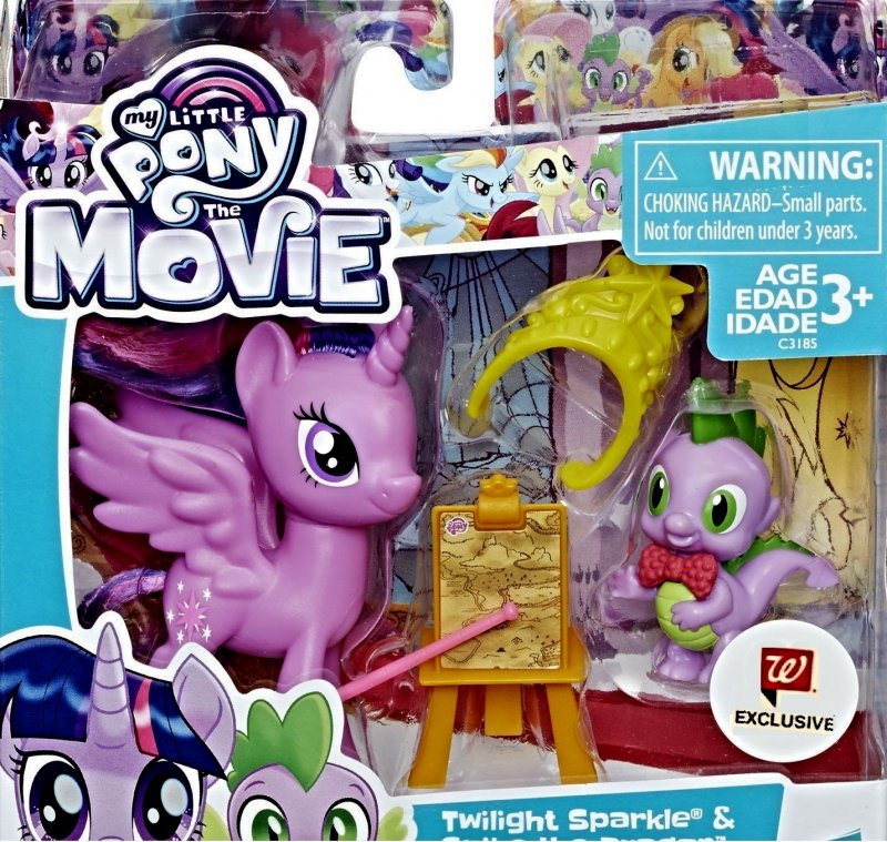 My Little Pony The Movie Pretend Playset
