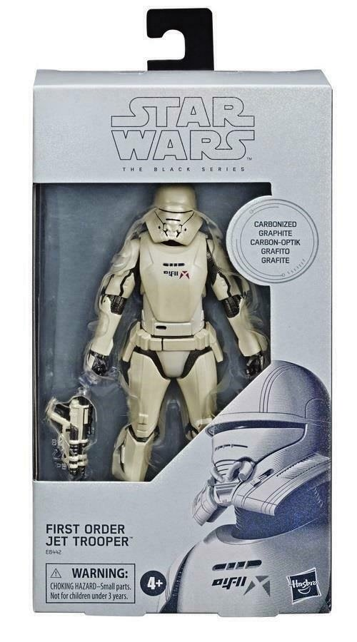 Star Wars Carbonized Graphite Black Series figure