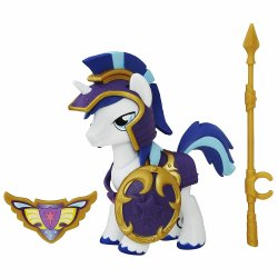 My Little Pony Shining Armor Guardians of Harmony figure