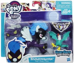 '.My Little Pony Shadowbolts.'