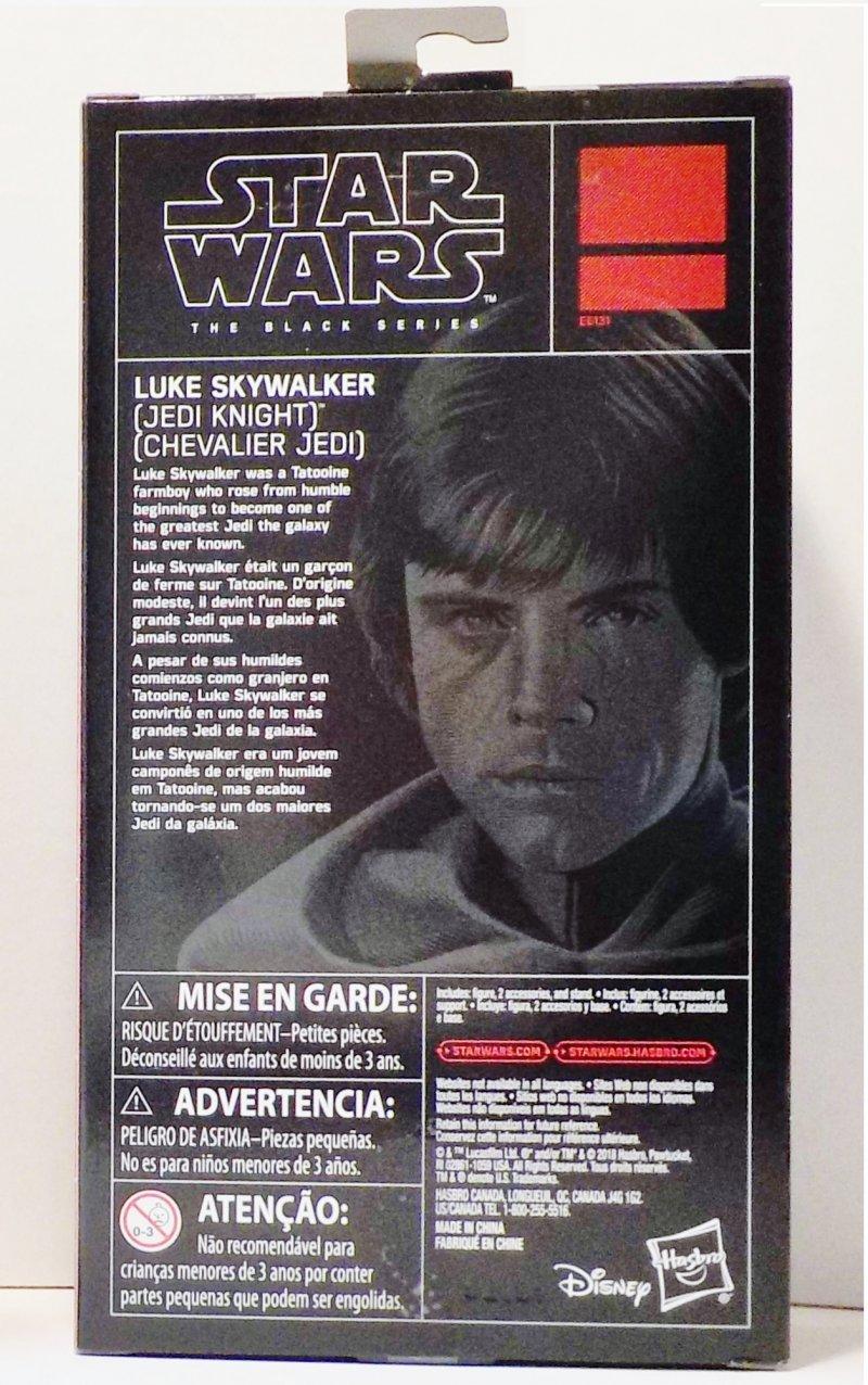 Star Wars The Black Series Exclusive figure