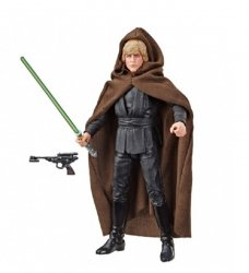 Star Wars The Black Series Luke Skywalker Jedi Knight Exclusive figure