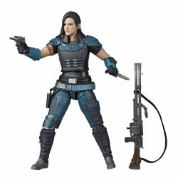 Star Wars The Black Series #101 Cara Dune figure from The Mandalorian