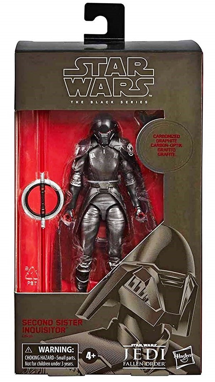 Star Wars The Black Series Fallen Order Carbonized Graphite figure