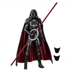 Star Wars The Black Series Second Sister Inquisitor #95 Carbonized Graphite