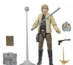 Star Wars Black Series Exclusive 6in Luke Skywalker (Skywalker Strikes)