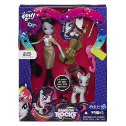 '.Octavia Melody Doll and Pony.'