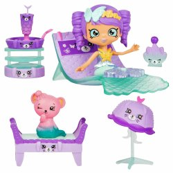 Shopkins Happy Places Surprise Me Pack Hot Springs Day Spa