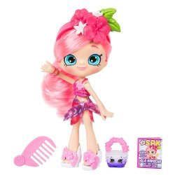 Shopkins Shoppie Beach Style Isla Hibiscus Doll