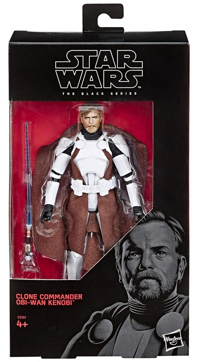 Star Wars Black Series 6 inch Exclusive figure