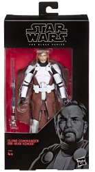 Star Wars Black Series Clone Commander Obi-Wan Kenobi 6 inch figure