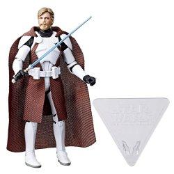 Star Wars Black Series Clone Commander Obi-Wan Kenobi 6 in not MINT